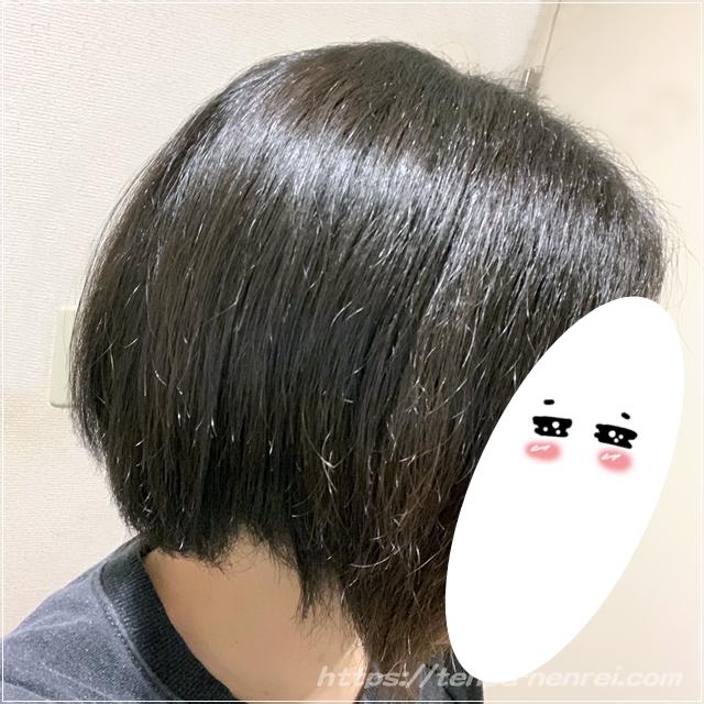 バランローズ クリームシャンプー くせ毛